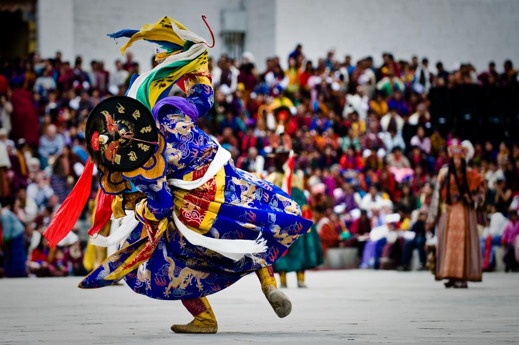 7 Days Thimphu Tshechu