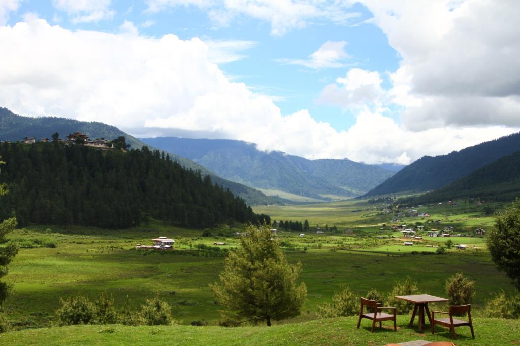 summer in bhutan
